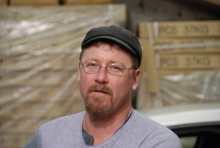 Robert Scheper - Shop Supervisor