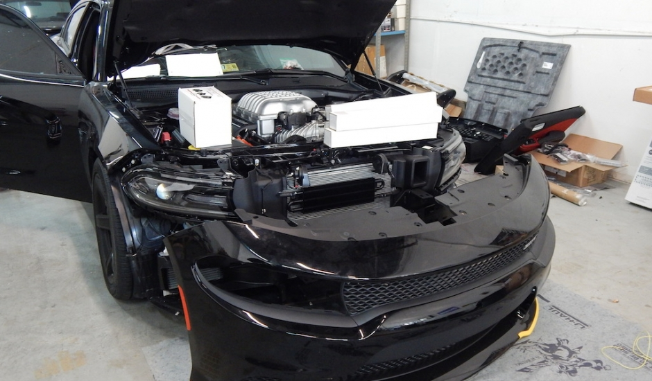 Dodge Charger Build 1
